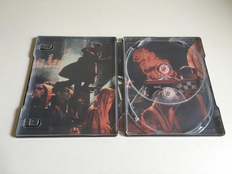 12 - Blade Runner steelbook