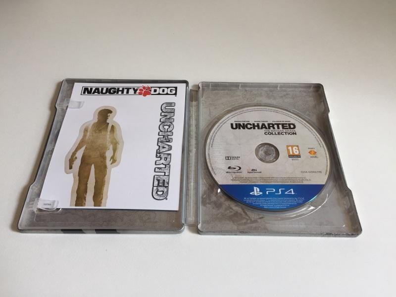 12 - Uncharted Nathan Drake Collection PS4