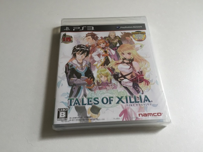 13 - Tales of Xillia Kyun Character Pack