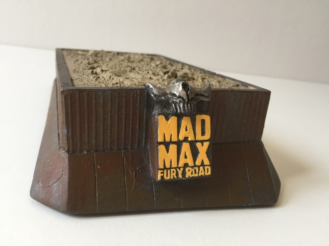 15 - Mad Max Fury Road Editon Collector