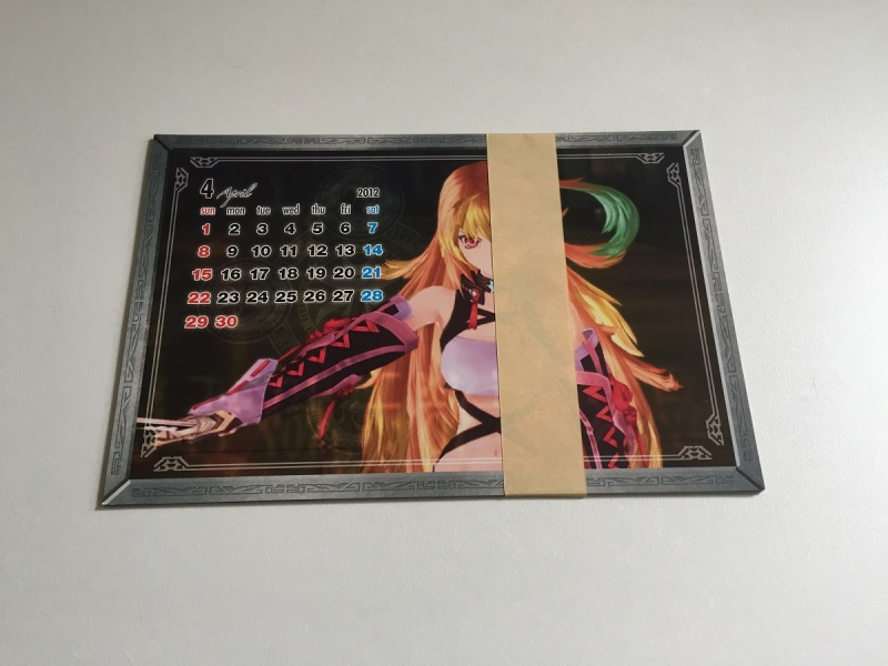 16 - Tales of Xillia Kyun Character Pack