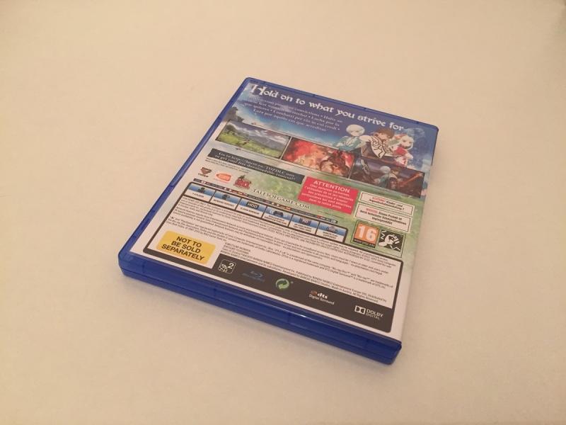 17 - Tales of Zestiria Edition Collector PS4