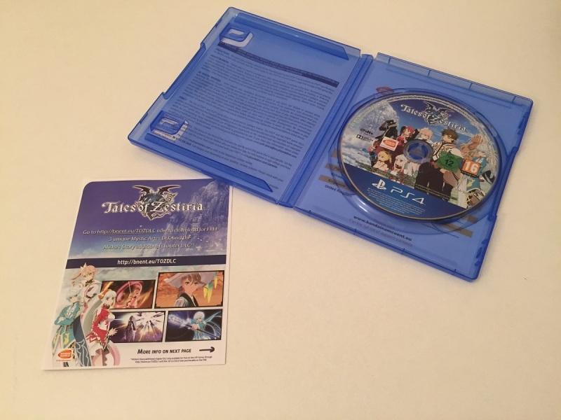 18 - Tales of Zestiria Edition Collector PS4