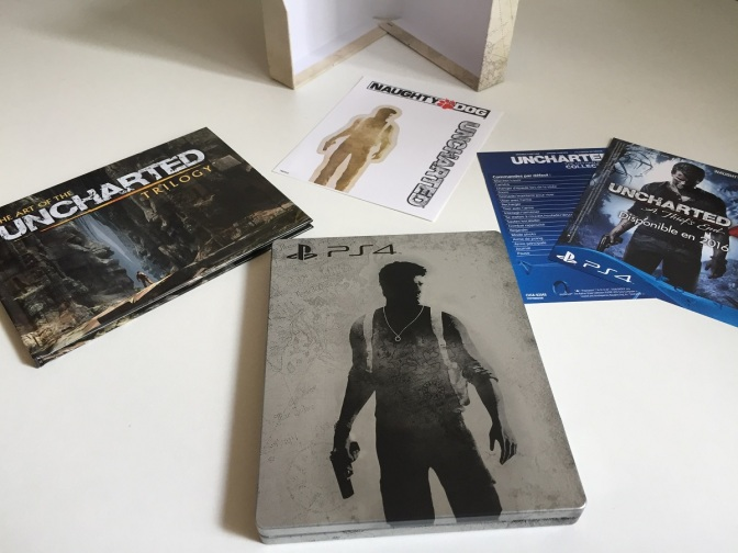 19 - Uncharted Nathan Drake Collection PS4
