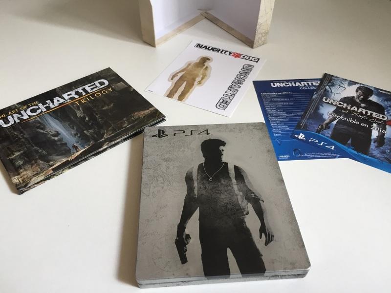 19 - Uncharted Nathan Drake Collection PS4