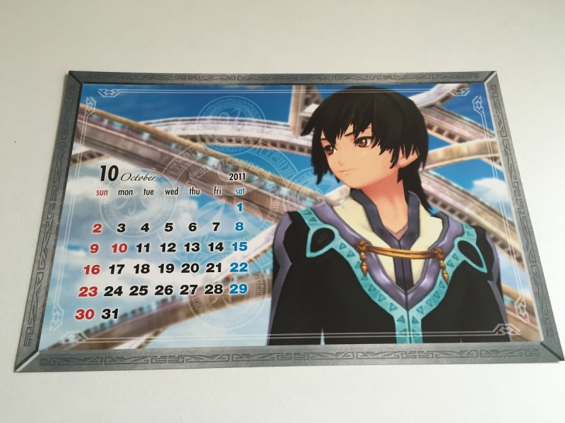 21 - Tales of Xillia Kyun Character Pack