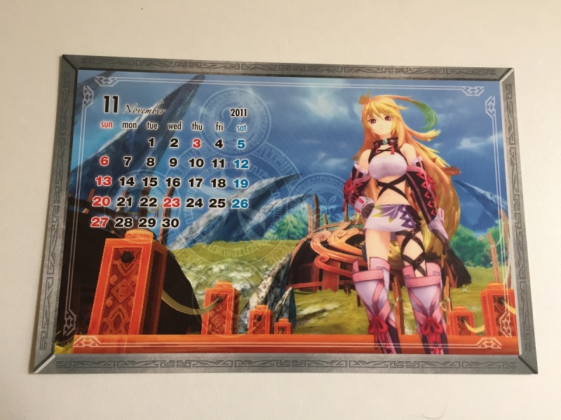 24 - Tales of Xillia Kyun Character Pack