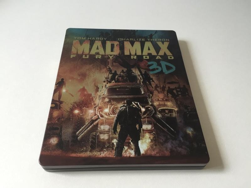 25 - Mad Max Fury Road Editon Collector