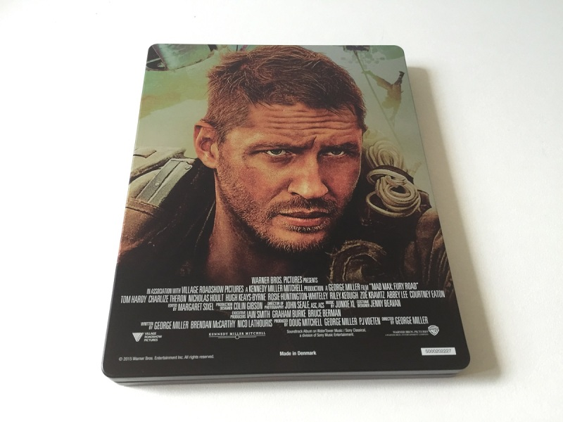 26 - Mad Max Fury Road Editon Collector