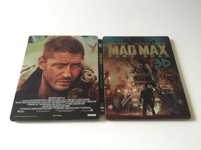27 - Mad Max Fury Road Editon Collector