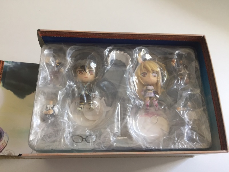 27 - Tales of Xillia Kyun Character Pack