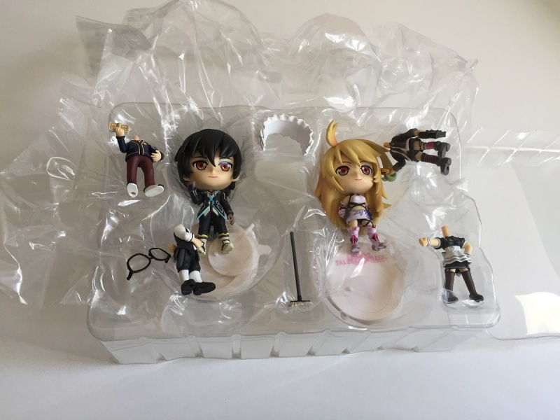 29 - Tales of Xillia Kyun Character Pack