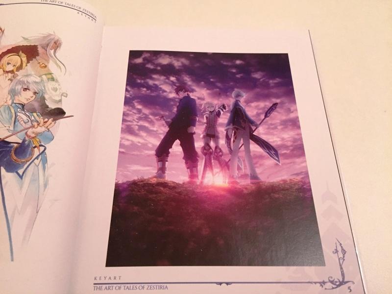 29 - Tales of Zestiria Edition Collector PS4