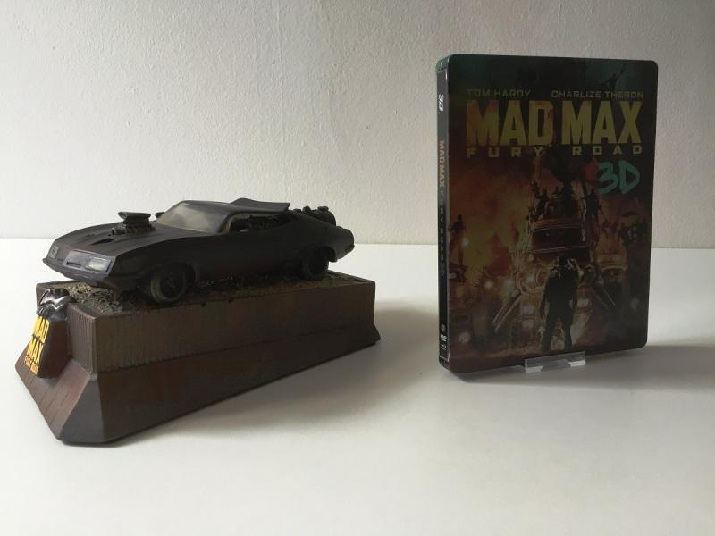 30 - Mad Max Fury Road Editon Collector