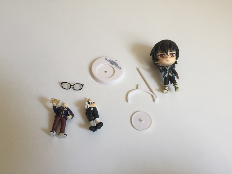 30 - Tales of Xillia Kyun Character Pack