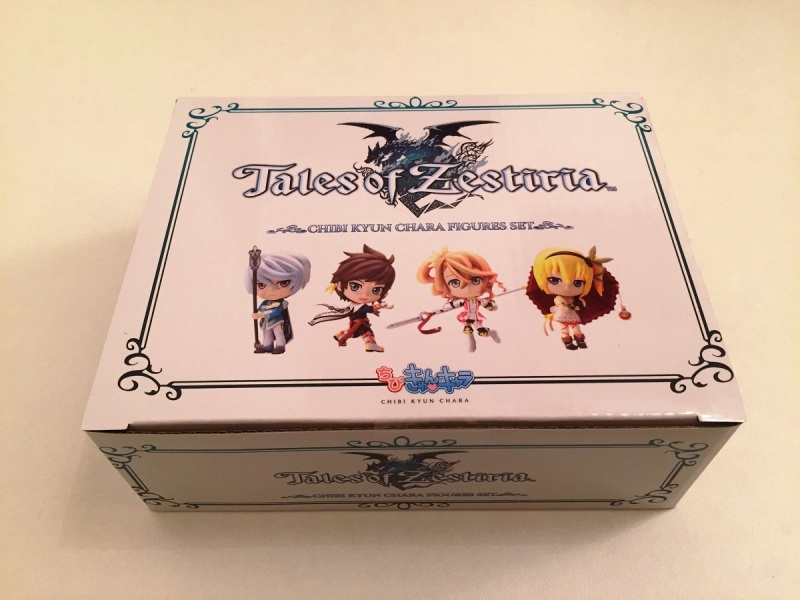 30 - Tales of Zestiria Edition Collector PS4