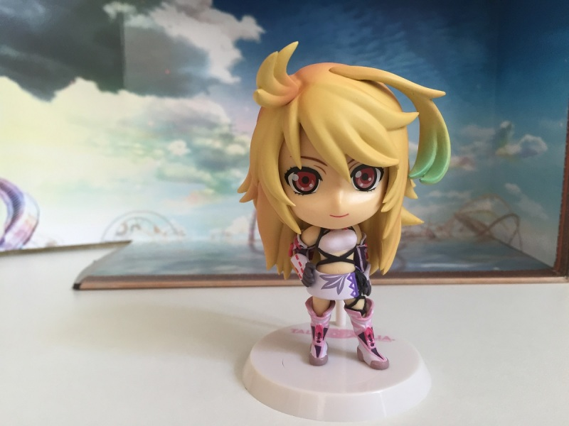 35 - Tales of Xillia Kyun Character Pack