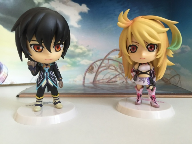 36 - Tales of Xillia Kyun Character Pack