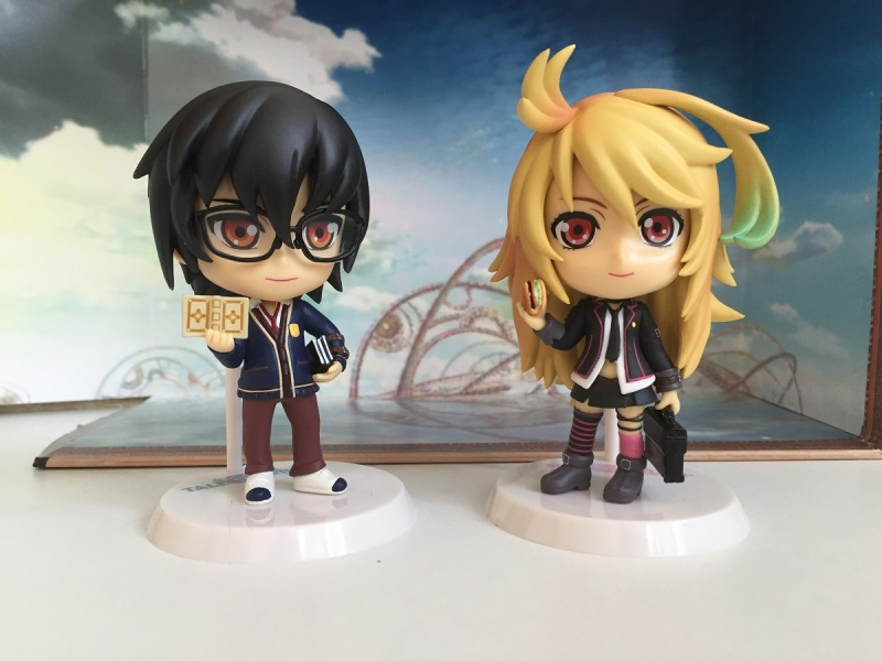 37 - Tales of Xillia Kyun Character Pack