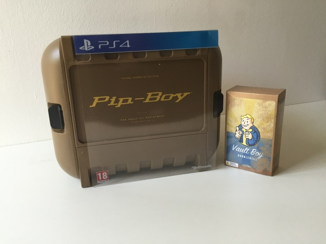 01 - Fallout 4 PipBoy