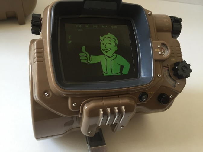 22 - Fallout 4 PipBoy