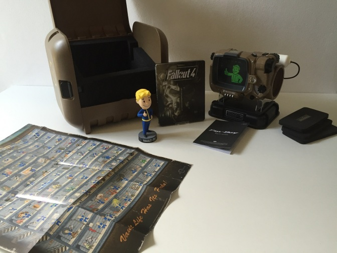 35 - Fallout 4 PipBoy