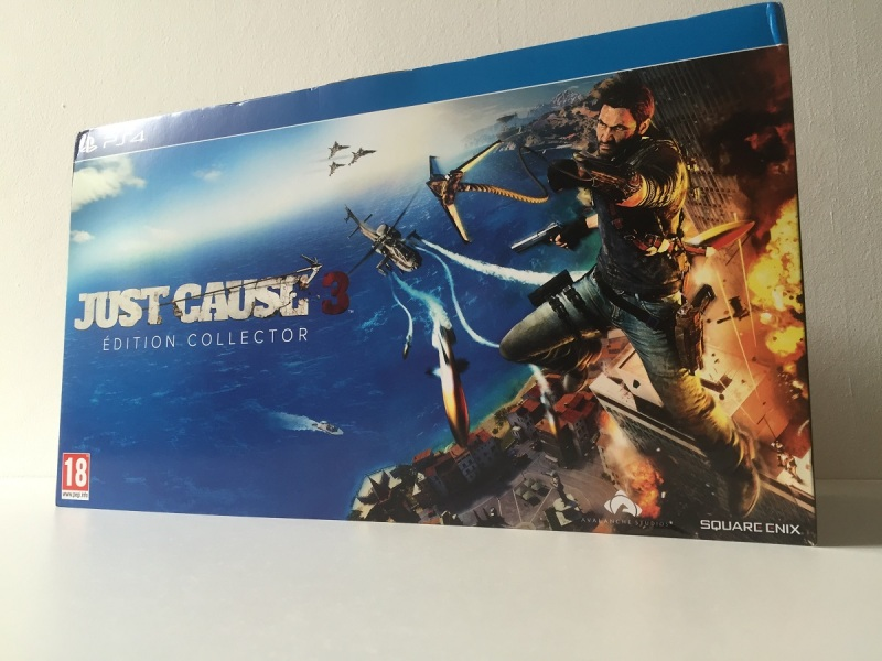 02 - Just Cause 3 - Edition Collector
