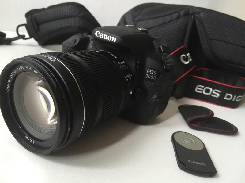 03 - 01 - Canon EOS 700D