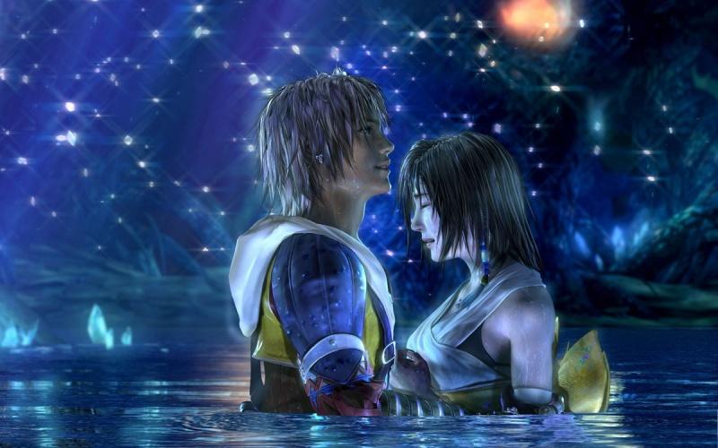 03 - Final Fantasy X X2 PS4
