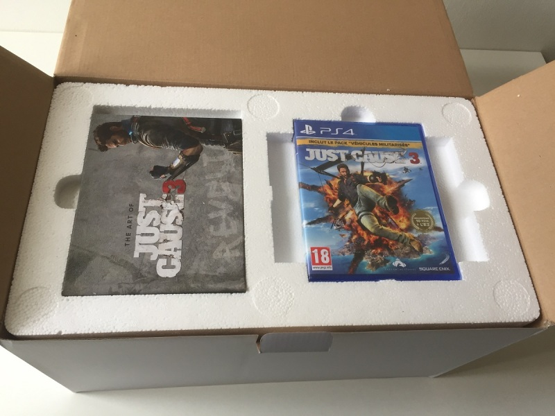 03 - Just Cause 3 - Edition Collector