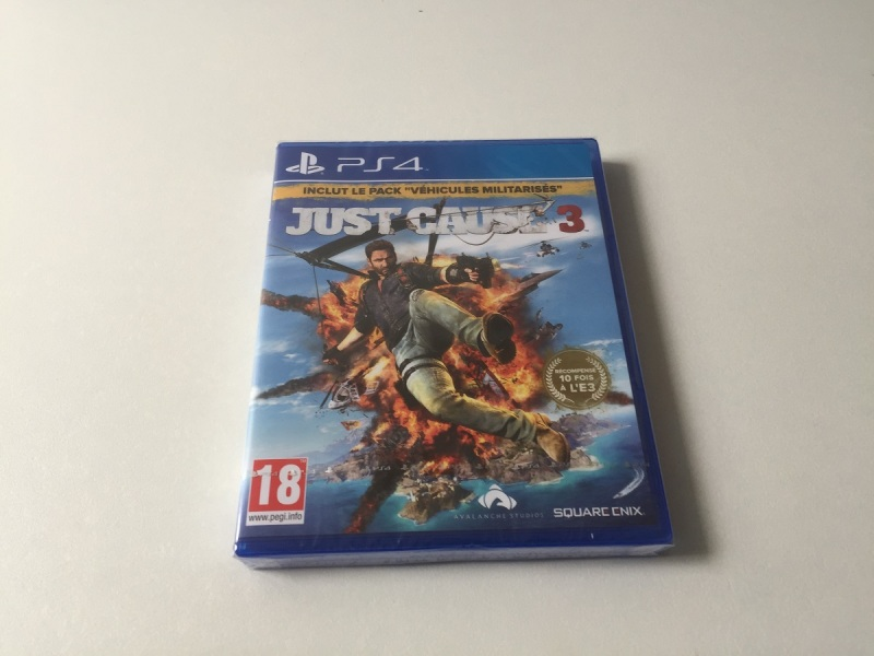 04 - Just Cause 3 - Edition Collector