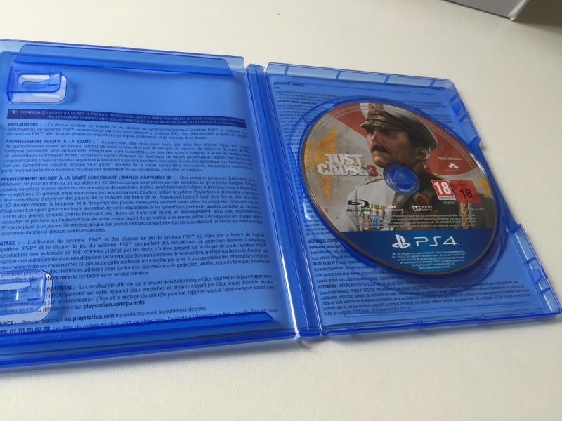 05 - Just Cause 3 - Edition Collector