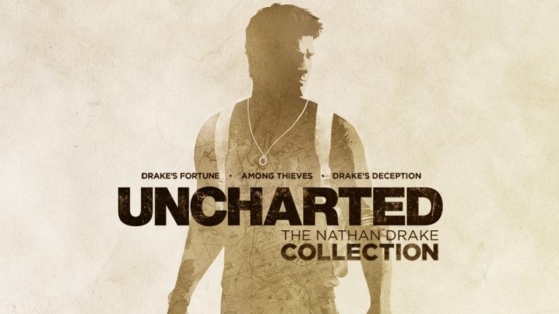 05 - Uncharted Nathan Drake Collection PS4