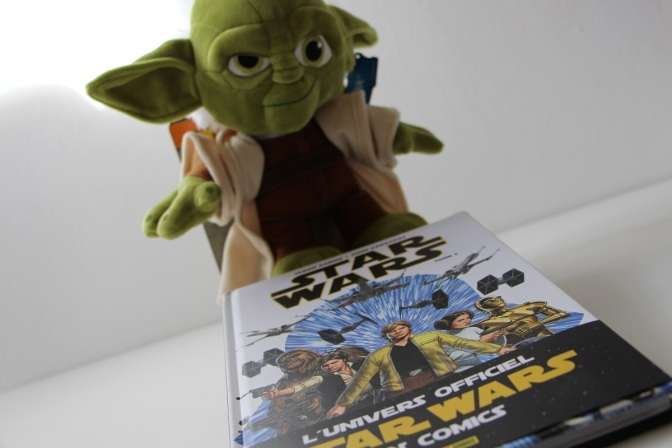 05 - Yoda Star Wars Comics