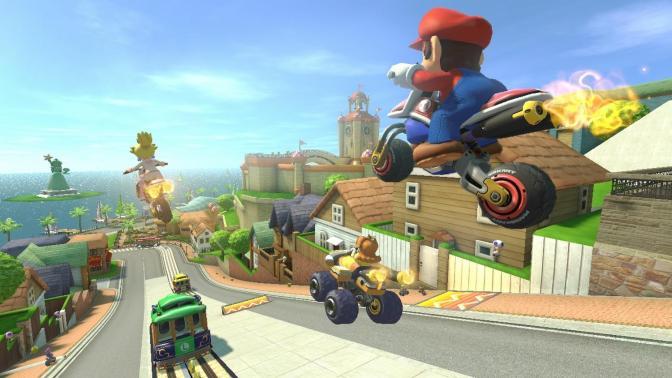 07 - Mario Kart Wii U