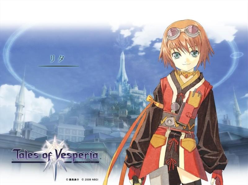 07 - Rita Mordio Tales of Vesperia