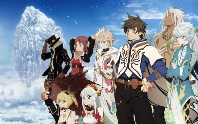 10 - Tales of Zestiria PS4
