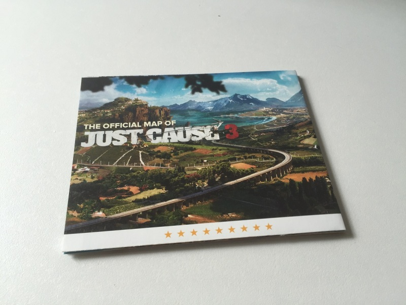 11 - Just Cause 3 - Edition Collector