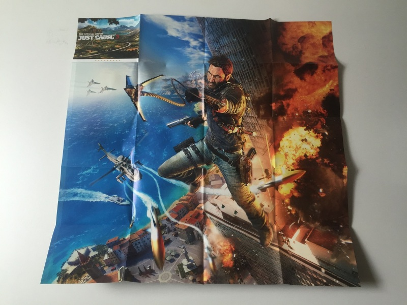 12 - Just Cause 3 - Edition Collector