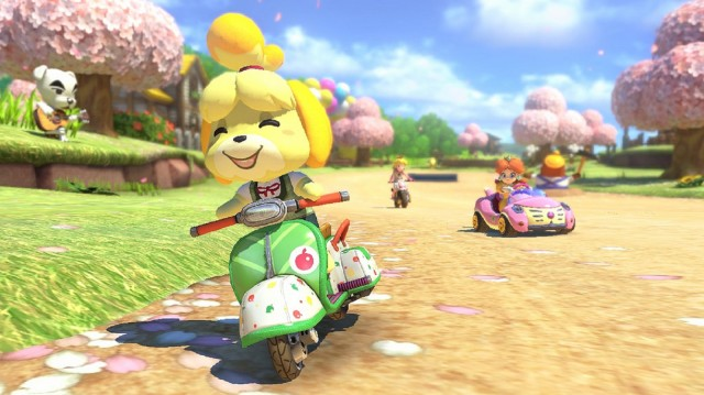 15 - Mario Kart Animal Crossing