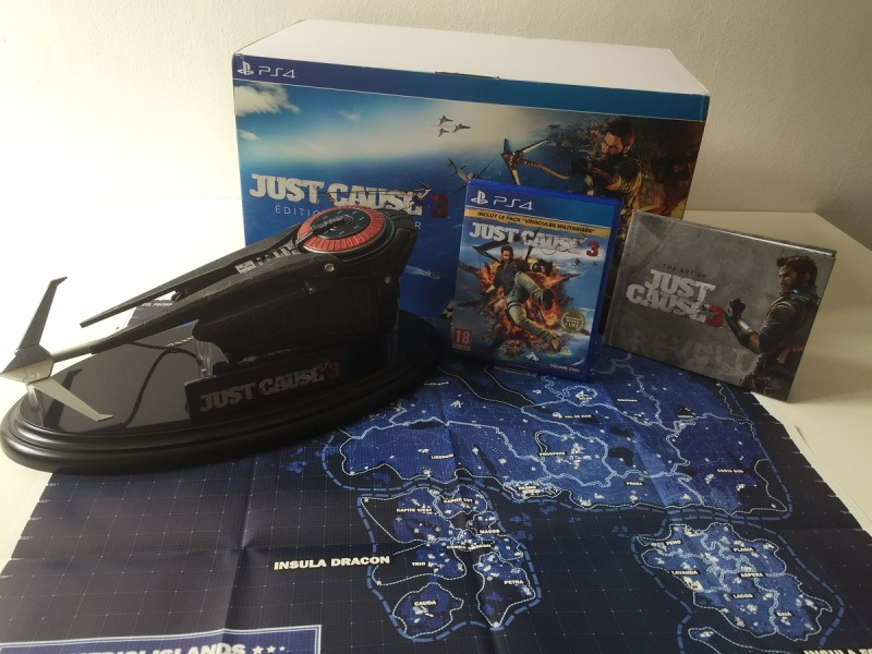 21 - Just Cause 3 - Edition Collector