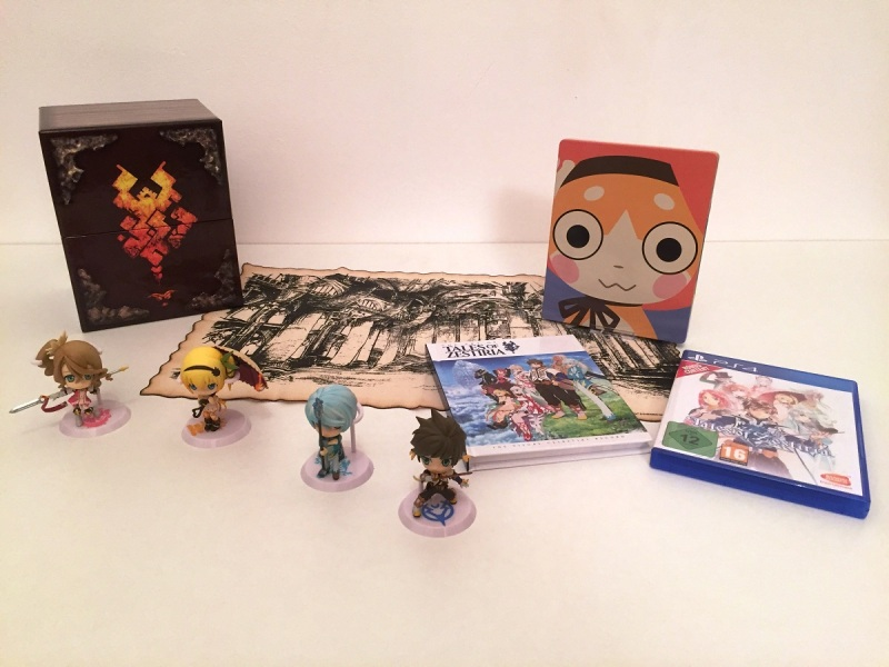 41 - Tales of Zestiria Edition Collector PS4