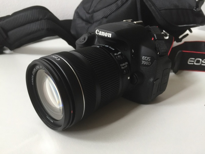 01 - Canon EOS700D