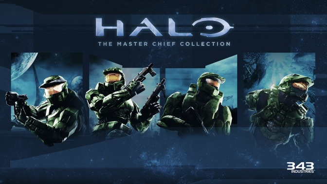 01 - Halo Masterchief Collection XBox One