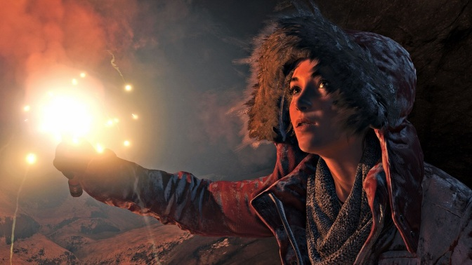 04 - Rise of the Tomb Raider XBox One