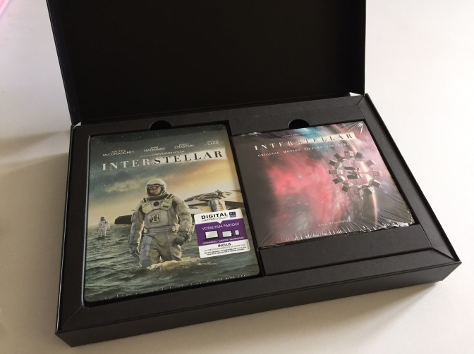 12 - Unboxing 1 - Interstellar