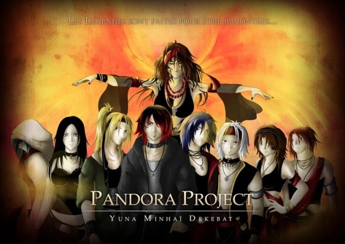 19 - Critique livre - Pandora Project