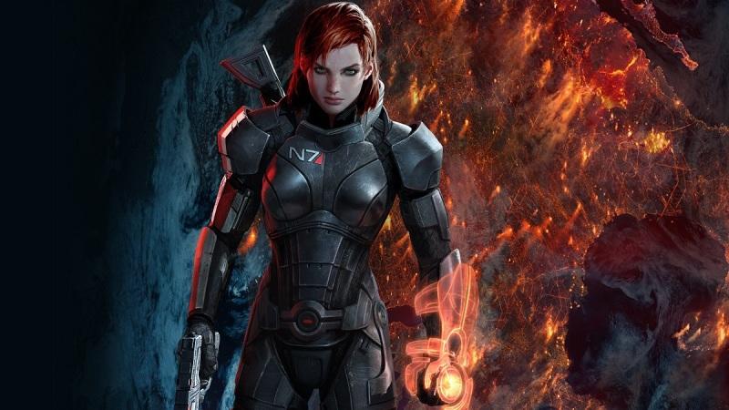 21 - Mass Effect