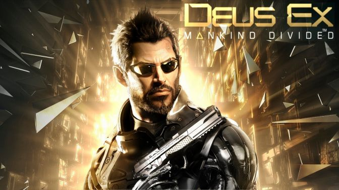 23 - Deus Ex Mankind Divided