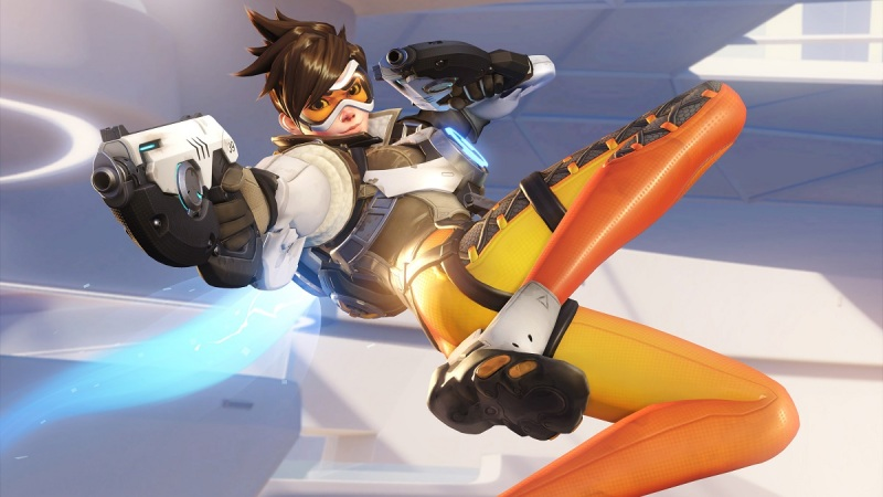 24 - Overwatch Tracer